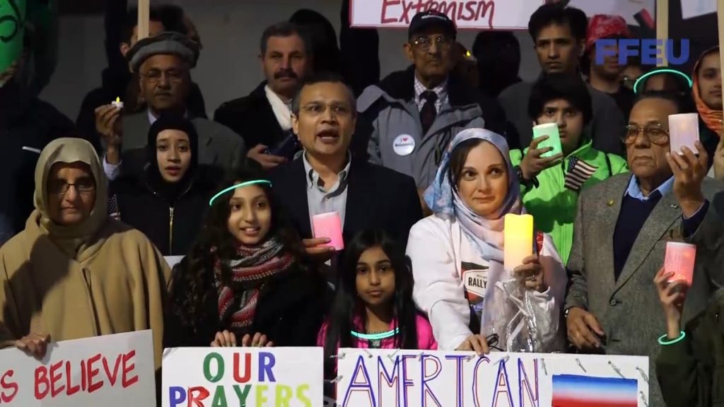 Muslims Speaking Out